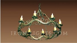 cadiz_wrought_iron_chandelier