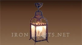 normandy_iron_pendant_light