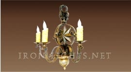 wrought_iron_mediterranean_wall sconces_tuscano