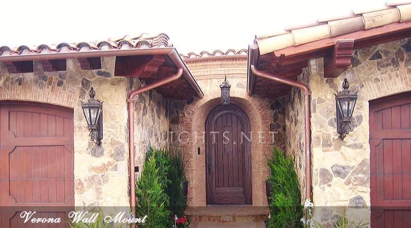 Mediterranean Italian Villa