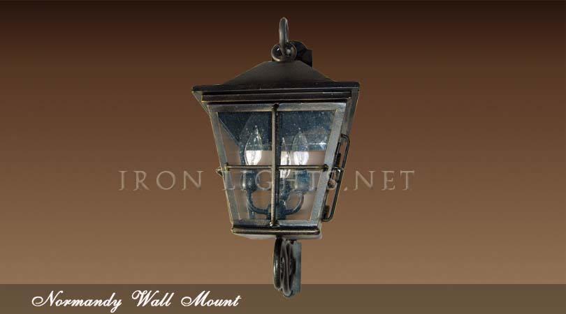 French mediterranean lighting