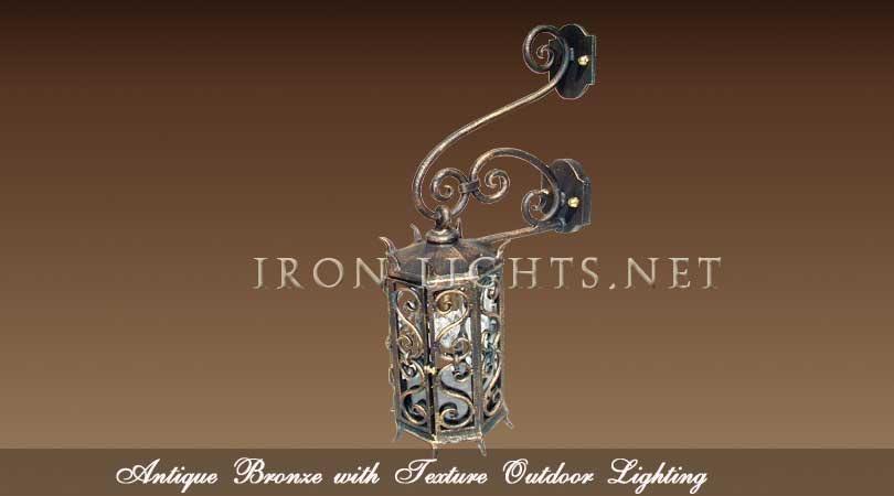 Antique bronze color