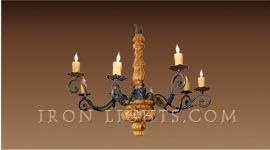 andalucia_wood_iron_chandelier
