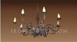 sevillano_iron_chandelier