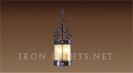 provence_kitchen_iron_pendant_light