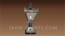 tuscany_column_light_fixtures