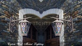 Commercial outdoor decorative lighting
