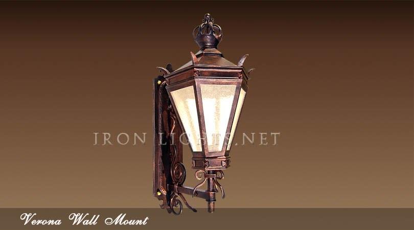 Mediterranean Gothic lighting