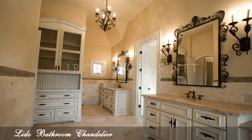 Our Gallery - Wrought Iron Chandeliers & Lighting | Iron Lighting ...