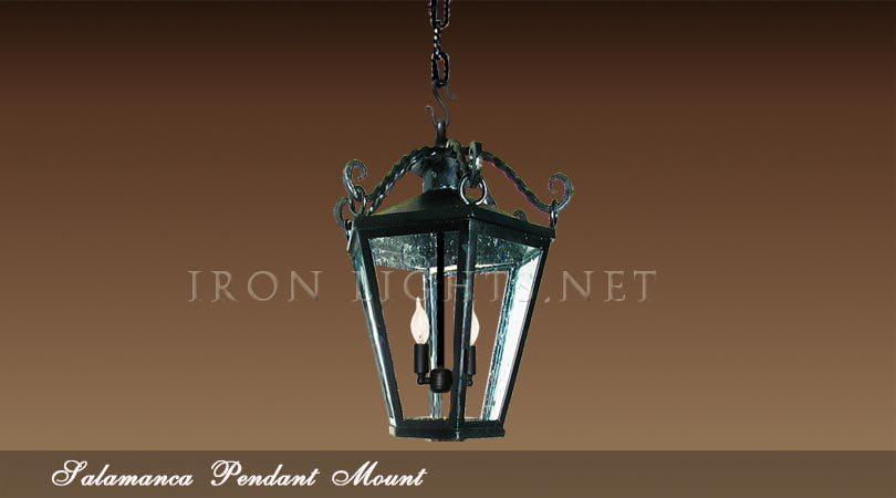 Hacienda pendant lights